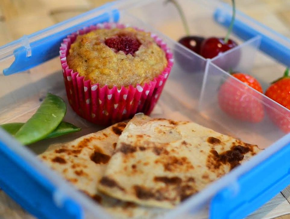 8 tips for å overleve smøringen av matpakker til barna