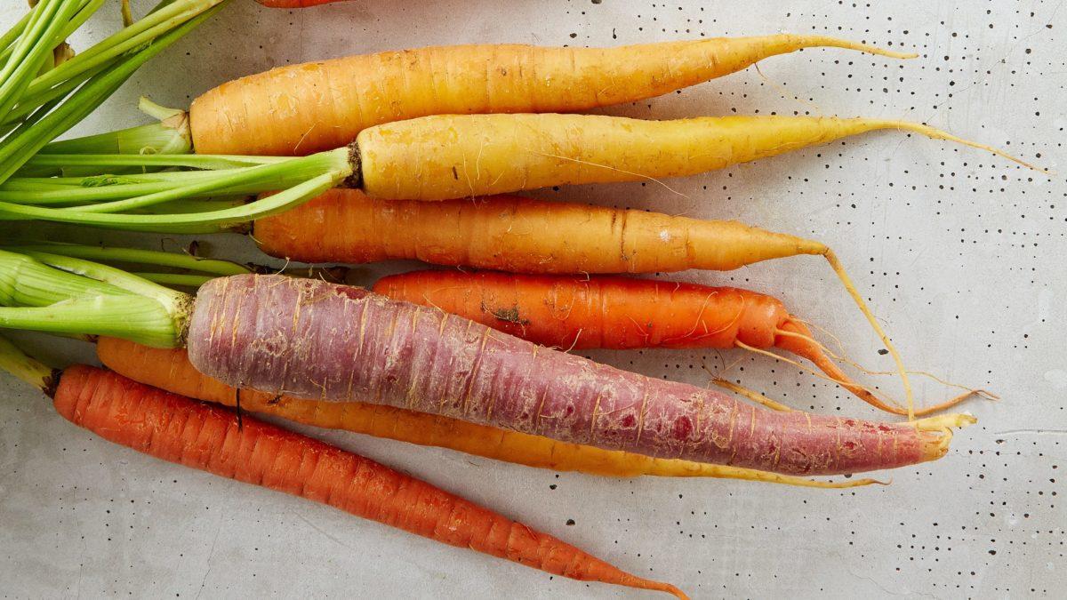 grønnsaker til barn