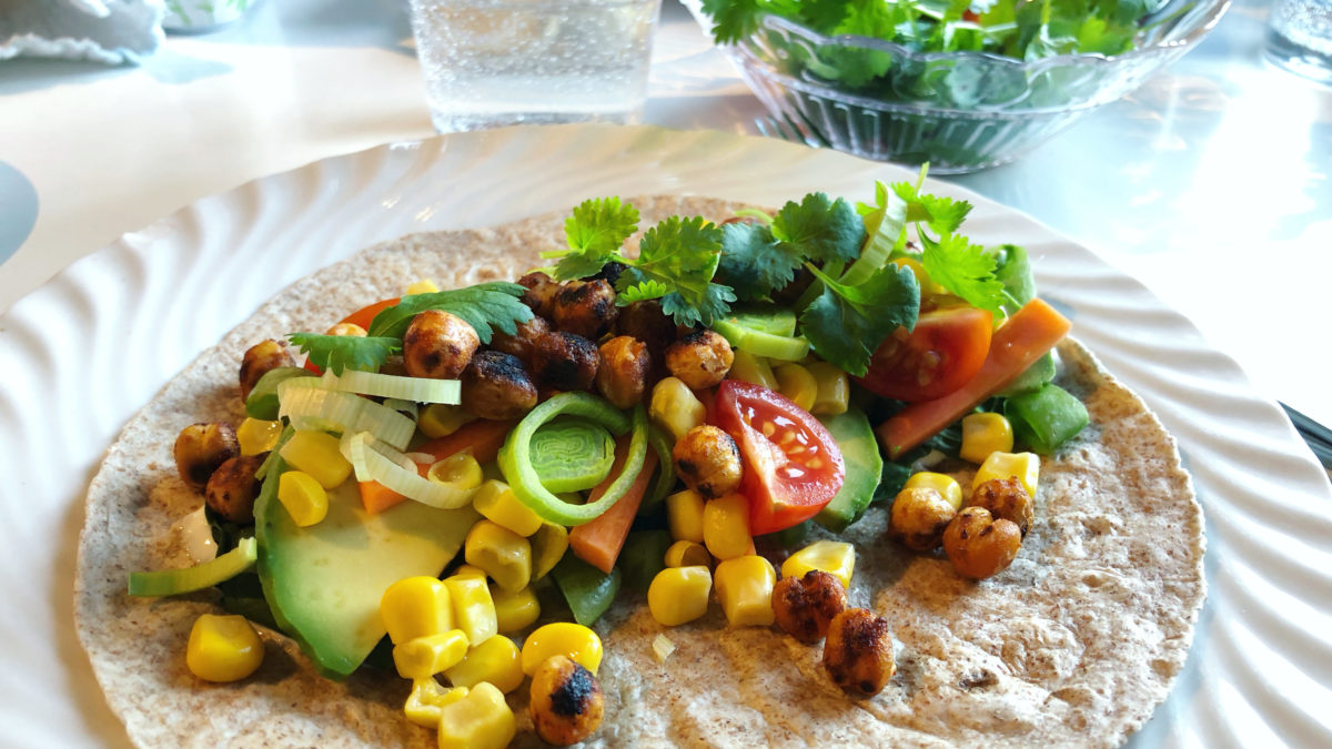 kikerter taco